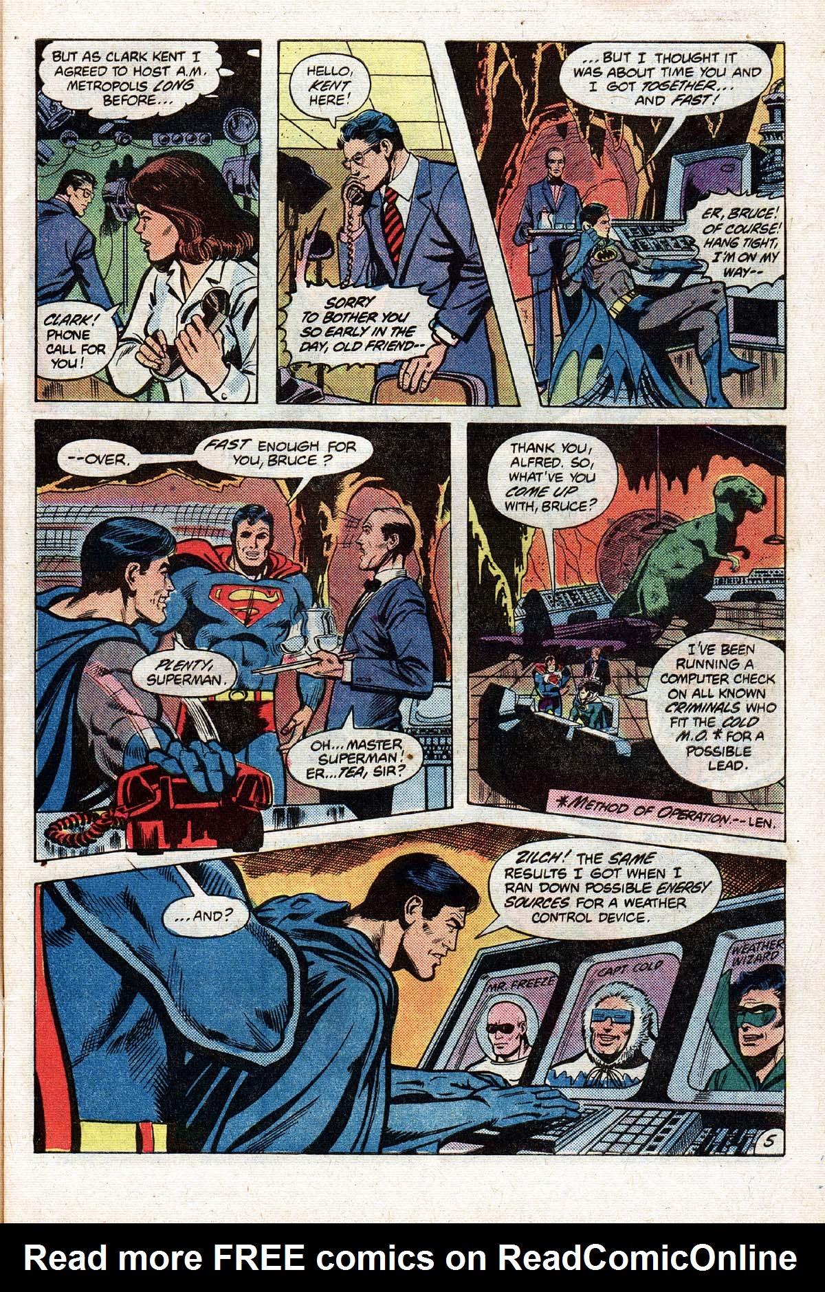 Read online World's Finest Comics comic -  Issue #275 - 7