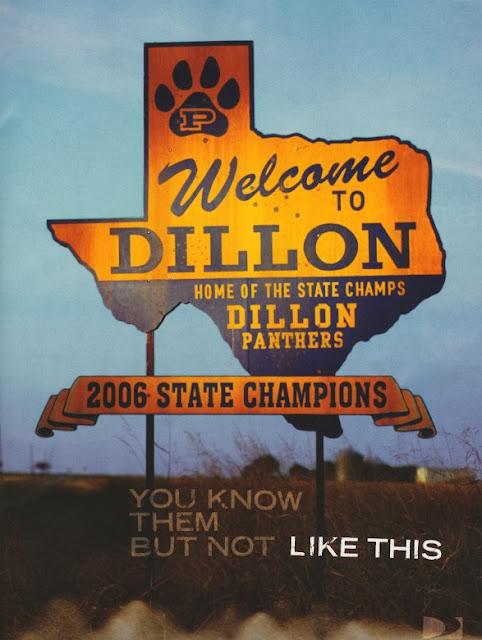 Dillon Friday Night Lights