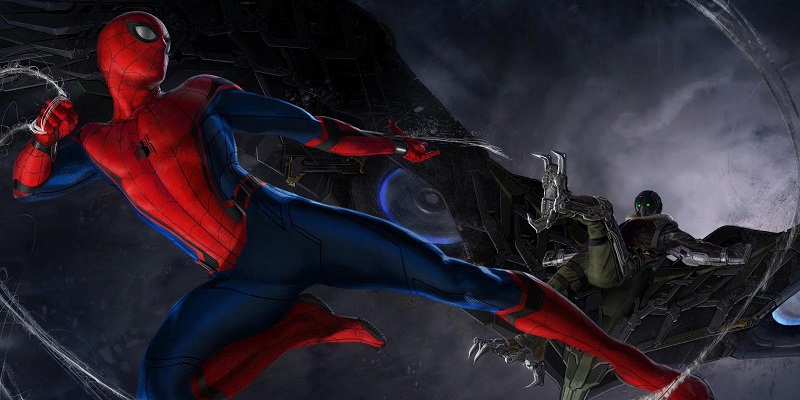 Fakta The Vulture, Manusia Burung Musuh Spider-Man
