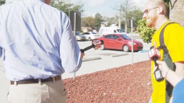 Kathryn S Report Suspect In Bizarre Orlando International Airport