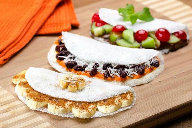 Bánh Tapioca - Brazil