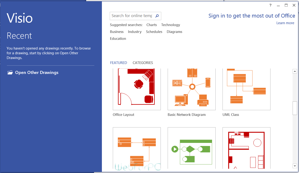 Microsoft Visio Professional Free Download for Windows 10, 7, 8,8 1, XP