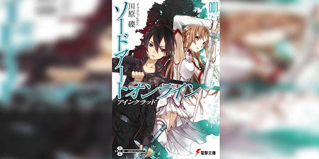 Rekomendasi Anime Game, Tentang Masuk Dunia Game Sword Art Online terbaik