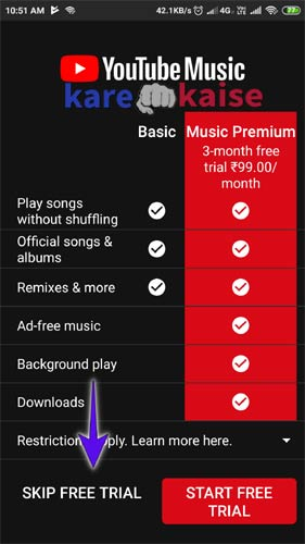youtube-music-app-member-ship-price
