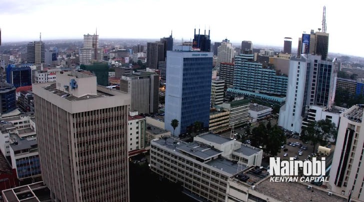 NAIROBI KENYAN CAPITAL