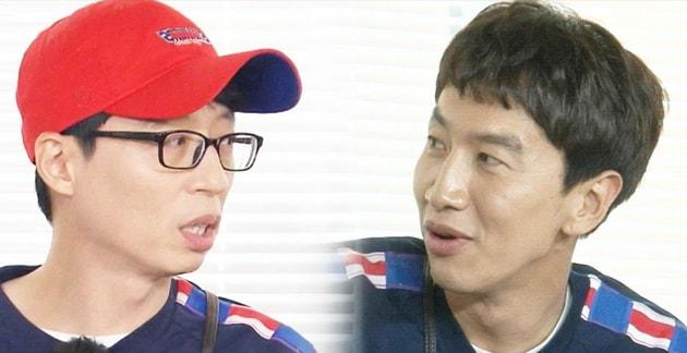 ¿Yoo Jae Suk era el entrenador de amor de Lee Kwang Soo en el caso de su novia Lee Sun Bin?