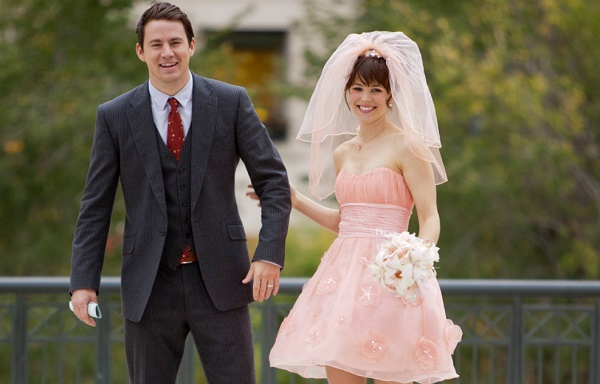 film romantis the vow