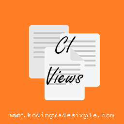 codeigniter-load-multiple-view-inside-view-example