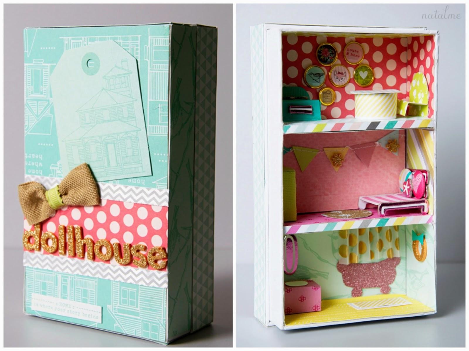 Idee per creare giochi per bambini riciclando le scatole for Creare case