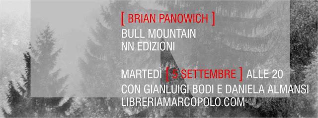 Bull Mountain alla MarcoPolo - martedì 5 settembre