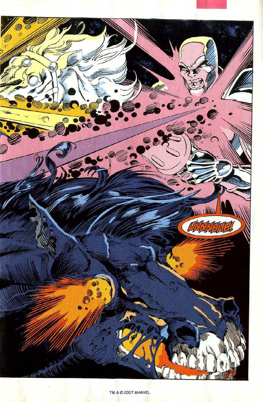 Read online Silver Surfer (1987) comic -  Issue #59 - 17