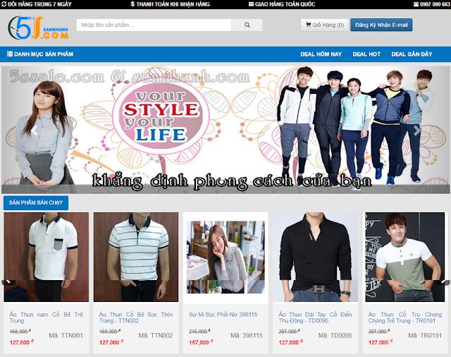 shop bán hàng offline có nên thiết kế web chuyên nghiệp