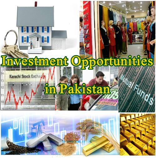 Investment Opportunities in Pakistan