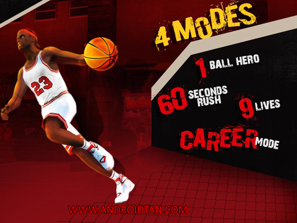 Street Basketball X USA 3D Mod Apk Free