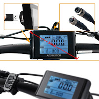 "Addmotor 5"" LCD display, image"