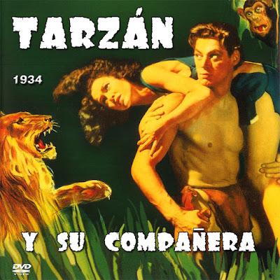 Tarzan y su compañera - [1934]