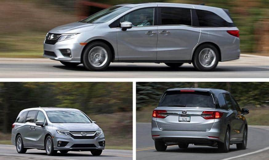Great 2018 Honda Odyssey 9 Speed Transmission Problems