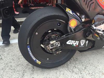 Sayap Ajaib Resmi Dilarang, Ducati Kembangkan Roda Siluman