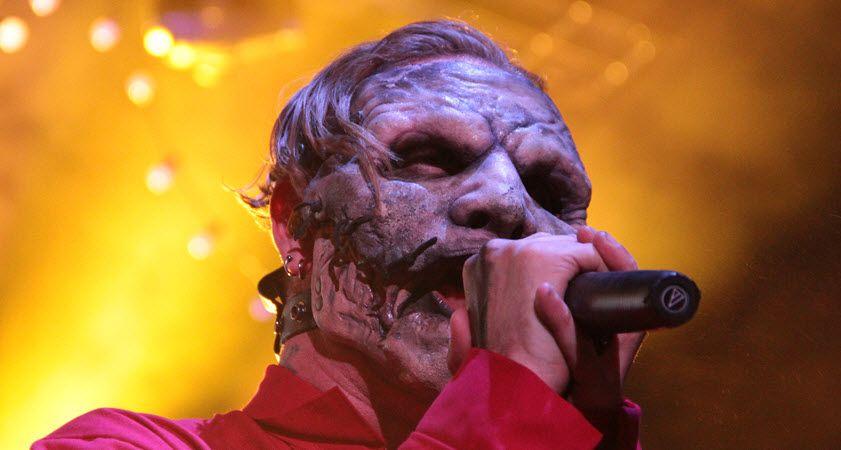 Corey Ozzfest Knotfest