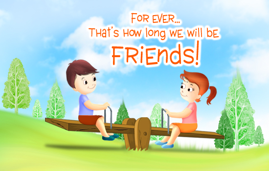 Happy Friendship Day Animated Images
