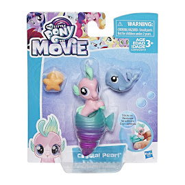 My Little Pony Baby Seapony Crystal Pearl Brushable Pony