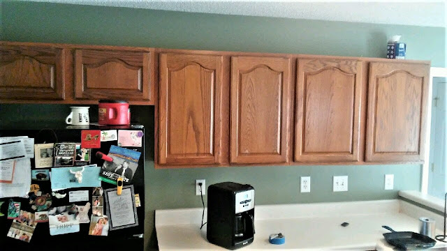 Kitchen Cabinet Refinishing21