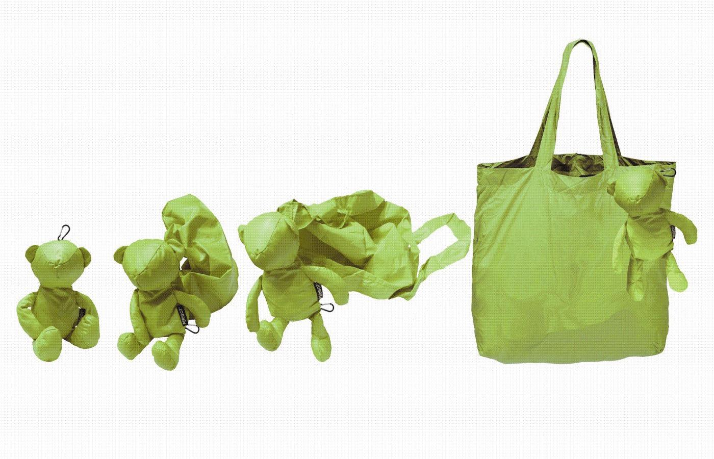 0dde21d1f13 SPOT PERIGOT  PERIGOT - The Original Bear Bag Shopper (Solid)