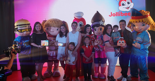 Jollibee Now Has a Mobile App with Augmented Reality Technology