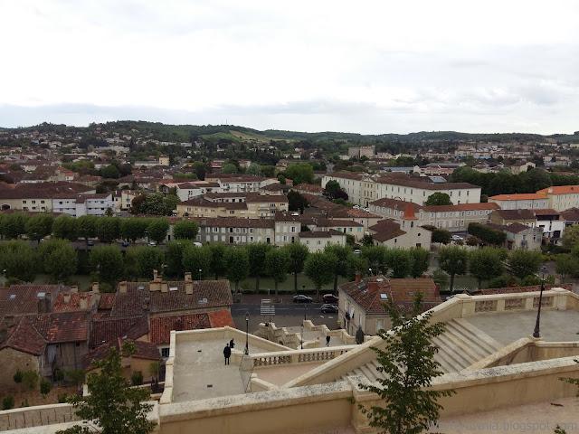 Krajobraz miejski we Francji