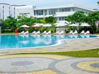 Nunia Inn Bandara Jakarta hotel mura di Bandara Soekarno hatta