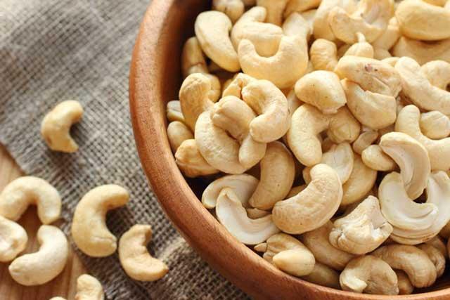 hạt điều có tốt cho sức khỏe