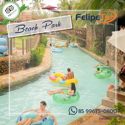 transfer aeroporto beach park