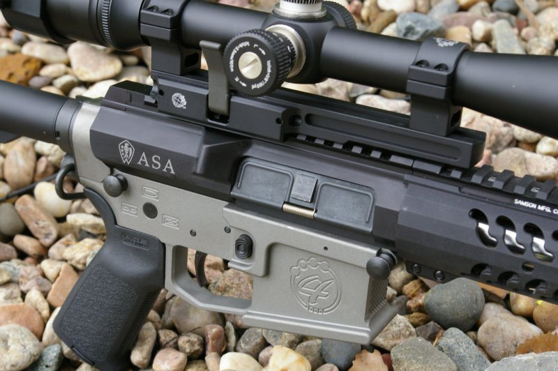"""ASA - American Spirit Arms Side Charge 16"""" Bull Barrel Review"""