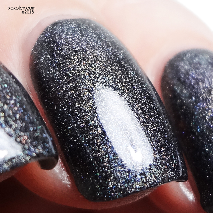 xoxoJen's swatch of Colors By Llarowe for May Polish Pick Up: Schwing!!