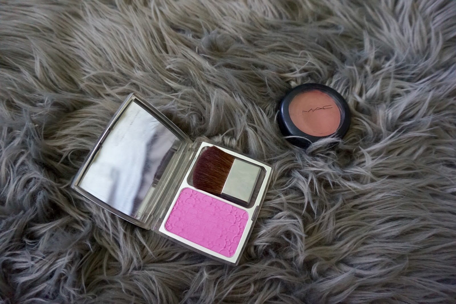The best blushes Mac and Dior