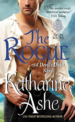 Book Review: The Rogue, by Katharine Ashe