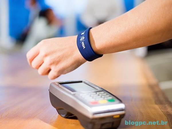 Pulseira Bradesco Visa será muito usada no Rio 2016