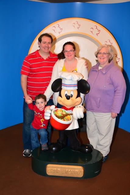 Chef Mickey's, Walt Disney World vacation, character meals at Walt Disney World,