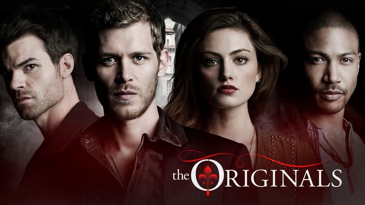 The Originals, serie spin-off de The Vampire Diaries