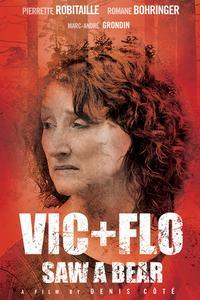 Watch Vic+Flo Saw a Bear Online Free in HD