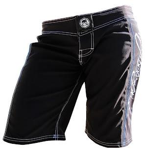 Body combat shorts for women