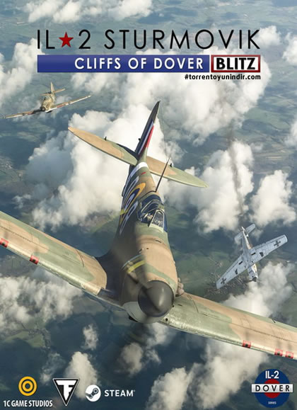 torrentoyunkapak 875 - IL-2 STURMOVİK: CLİFFS OF DOVER BLİTZ DOWNLOAD