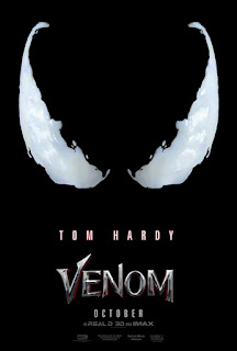 Venom First Look Poster 1