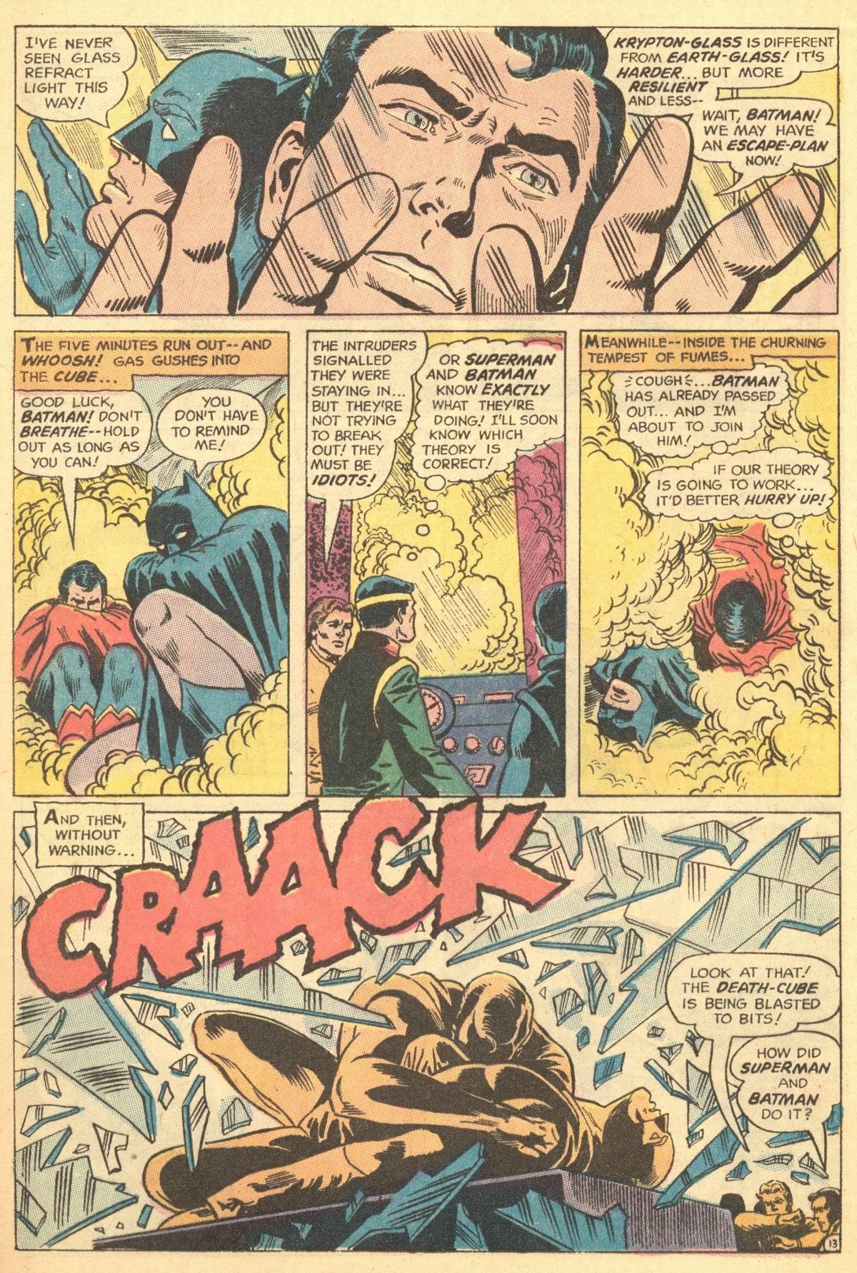 Read online World's Finest Comics comic -  Issue #191 - 16