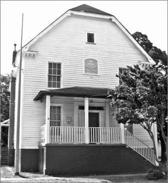 204 Turner Street - Malachi Roberson House & School built about 1845