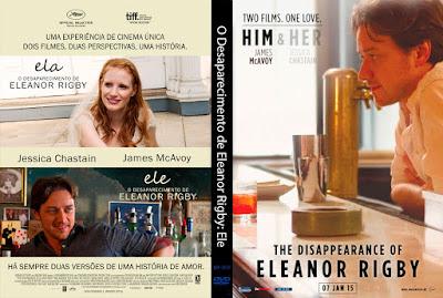 Filme O Desaparecimento de Eleanor Rigby: Ele (The Disappearance of Eleanor Rigby: Him) DVD Capa