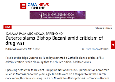 Duterte slams Bishop Bacani amid criticism of drug war - See more at: http://www.gmanetwork.com/news/story/596930/news/nation/duterte-slams-bishop-bacani-amid-criticism-of-drug-war#sthash.2PluvBMw.dpuf