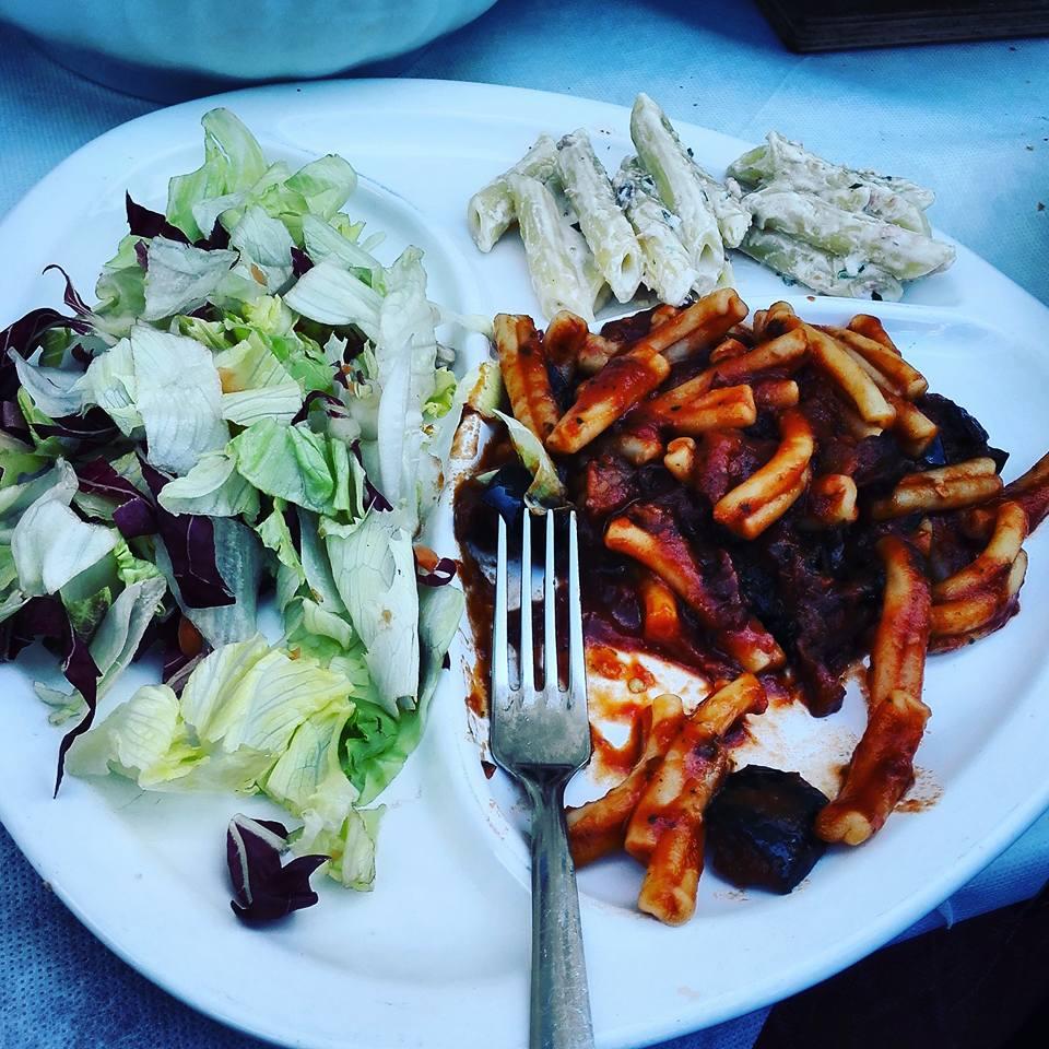Italian Foods during International Summer School Genova I Italy By TravellingHopper