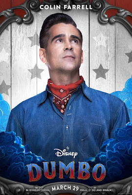 DUMBO 2019 - Colin Farrel