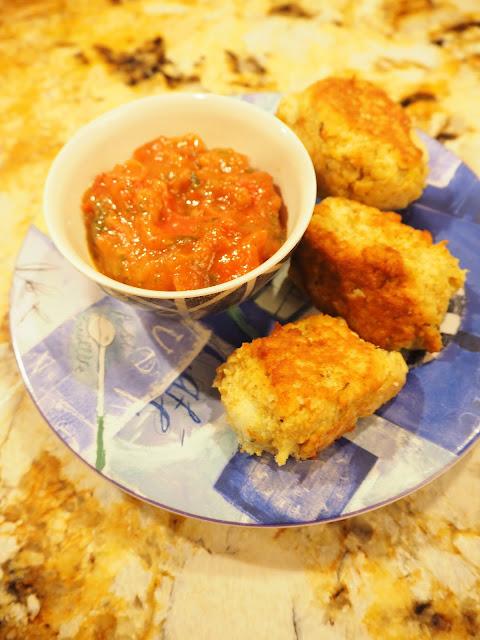 Potato and Mozzarella Croquettes | Sunny Rebecca